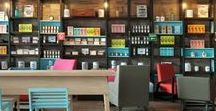Retail Shop Fit Out Ideas / Interior design, including fittings & fixtures, for small retail shops