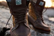 Vintage Men's Leather Boots / Men's Vintage Leather Boots Danner | Filson | Redwing | Engineers | Motorcycle