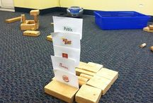 Blocks and Construction / Ideas for building, construction, and using blocks in the classroom