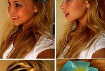 Hairstyles. Kids xxxx / Braids , holiday hair etc