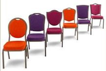 Como / An elegant range of lightweight reeded aluminium stacking chairs. This range incorporates the Allday™ Comfort Plus seat cushion, dished backs and are 45cm wide as standard. All models are available with arms and can be stacked 10 high.   A wide variety of finishes is offered and fabrics can be selected from the Burgess collection or specified by the customer.