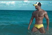 Male Swimwear Models