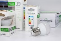 WONDERLAMP / La marca de iluminación led de lamparas.es. Empotrables led, downlight led, bombillas led, etc.