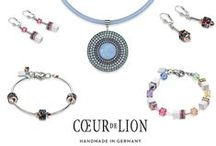 Autumn/Winter 2016 Collection / See the new, unique, handmade, necklaces, bracelets and earnings from the Autumn/Winter 2016 collection from Coeur de Lion.
