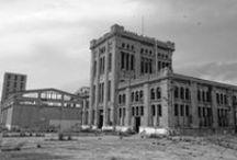 Industrial Heritage | Βιομηχανική Κληρονομιά / Eleusis