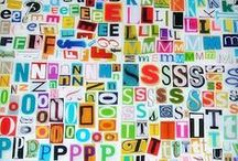 Alphabet/Letters / Activities for learning letters