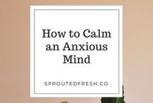 Anxiety & Stress Management / Tips for effectively managing anxiety and stress.