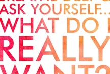 A couple words of advice! :) / by Breana Quesada