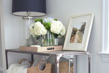 home, furniture & colours / by lauren gissing