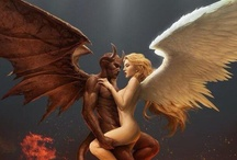 Angels and Demons / by Samantha Rushton