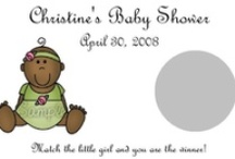 Baby Shower / Our unique, personalized scratch off game is sure to be a hit at your next party! Each set of baby shower scratch off games comes with 10 cards and measure approximately 3.5x2. They are sold in sets of 10 so be sure to purchase multiple packs for larger parties. $3.99 for each set of 10