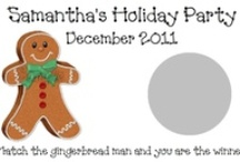 Christmas~Hanukkah / Our unique, personalized scratch off game is sure to be a hit at your next party! Each set of Christmas or Hanukka scratch off games comes with 10 cards and measure approximately 3.5x2. They are sold in sets of 10 so be sure to purchase multiple packs for larger parties.