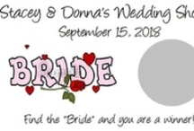 Gay Weddings / Each set of Wedding scratch off games comes with 10 cards and measure approximately 3.5x2. They are sold in sets of 10 so be sure to purchase multiple packs for larger parties.