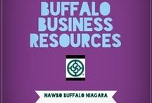 """Business Resources / """"With a highly-skilled workforce, excellent location advantages, improved permits and licensing processes, strong incentives, and business assistance experts ready to help you move your project forward, the City of Buffalo is set to be your business development partner.  Talk to us whether you are looking to expand your business, start a new one, or relocate your business to Buffalo, and we will work with you to meet your business goals."""" Byron W. Brown, Mayor"""