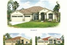 Avilla by Ici Homes in Kissimmee FL / Model homes and floor plans for a new development called Avilla by Ici Homes.
