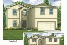 Emerald Lakes in Kissimmee FL / Model homes and floor plans for a new development in Kissimmee FL.
