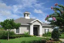 Berkshire Park in Orlando, Florida / A new development called Berkshire Park in Orlando, Florida.