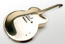 Guitars / by Martin Dunn