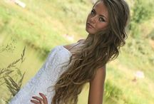 Long Hair Glory / by Betinia Diana