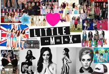 Little mix / by Reilly Thorp