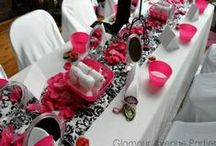 Kimmy's Bridal Shower Ideas / by Latasha Hubbard