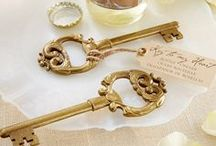 Be Our Guest / Wedding inspiration for guest gifts