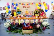 Festa Junina da Duda / Decoração Festa Junina