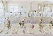 Table Settings / Table settings at Abbeville functions