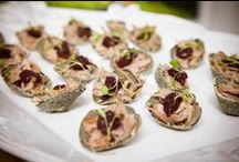 Food we serve / Amazing tasty food created and served by the talented team at The Great Catering Company
