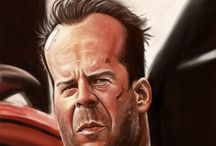 Caricatures / by Martin Dunn