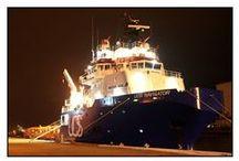 Sormec telescopic cranes installed on UOS vessels
