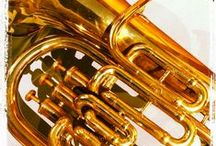 Euphonium/Baritone / Cool Pins about the Euphonium and Baritone! / by Gilmer Band
