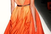 Fashion Colour - Orange