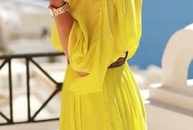 Fashion Colour - Yellow
