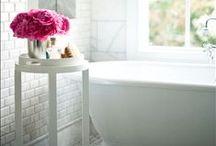Bathing Beauties / Beautiful bathrooms / by Sheri-Lee Roe Norris, Realtor DFW