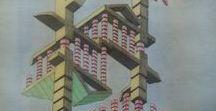 Y's Gallery: Ken'ichi Echigojima / Art works of Ken'ichi Echigojima (1950- )