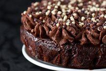 Torte al cioccolato❤️❤️❤️❤️❤️ / Solo cioccolato