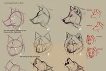 Drawing - Dessin / Draw, sketch - Dessins, croquis.