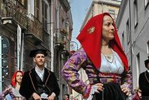 Festivals and Celebrations in Ogliastra / The ancient traditions of Ogliastra live again in town festivals on territory