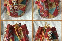 Idées de couture- petites réalisations