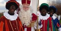 """Black Pete and His Friends / Various """"dark"""" or threatening visitors at winter festivities"""