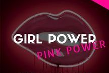 Girl Power   Pink Power Motivation / Hello, if you are invited your Girl Power is needed here, we would love to collaborate to create the Pink Power Board, with your Girl Power Inspiration.  Just Post inspirational and motivational quotes in PINK.     Topics: motivation quotes, motivational quotes,  fearless motivation, creed motivation, good morning motivation,  inspirational sayings, motivational videos, inspiring quotes, inspirational quotes, women empowerment, empower,
