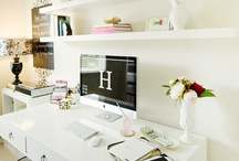 Office Spaces & Craft Rooms / by Sheri Reguly