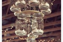 Mason Jar Love / DIY projects, products, and mason jar inspiration.