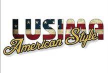 Logo Lusima Vintage America