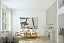 Small spaces / by Sandrine Alexandre