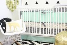 Modern Kids / Stylish spaces for the little ones.