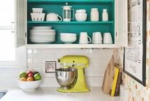 In The Cupboard / From bowls, to glasses, to plates, and more, the cupboard is an essential part of a kitchen. You may or may not want to hide these treasures away!