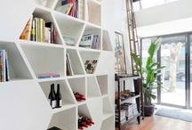 organize / De-clutter, refresh, and stylishly organize your space.  / by Dot & Bo