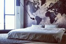 The Bedroom / Ensure sweet dreams and a good night's sleep with bedding and decor ideas. No counting sheep necessary.